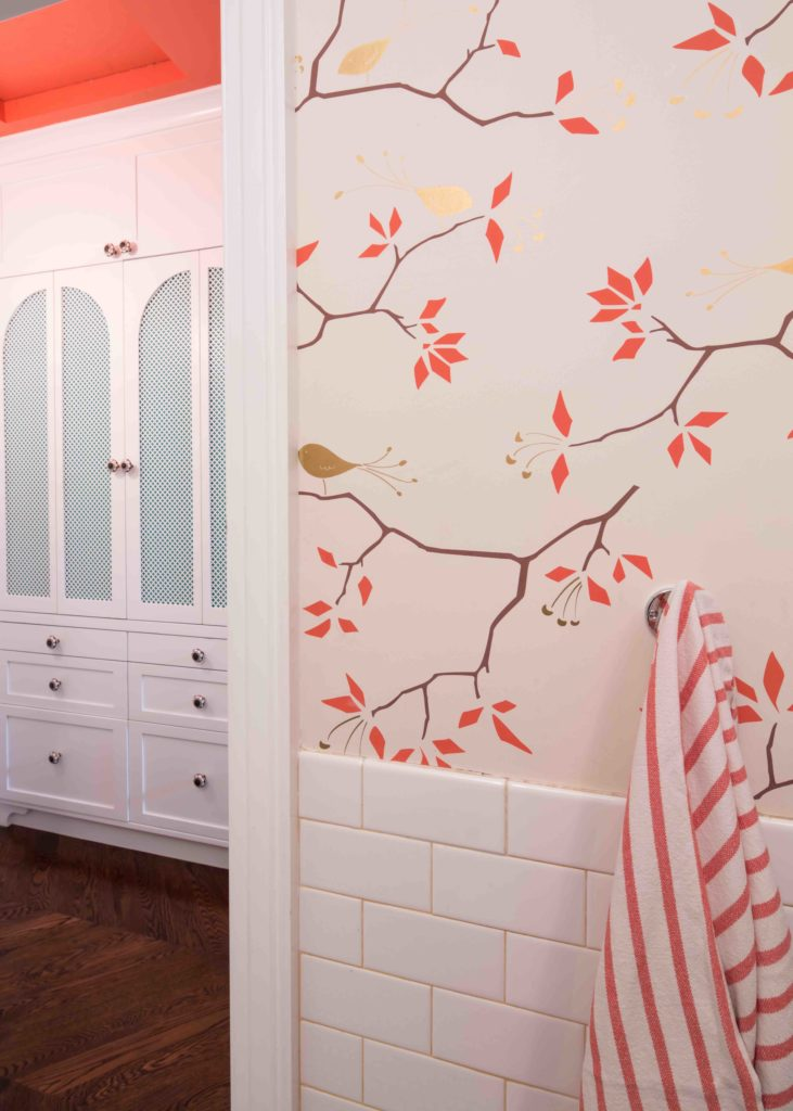 Pantone Color of the Year: Living Coral by EMI Interior Design